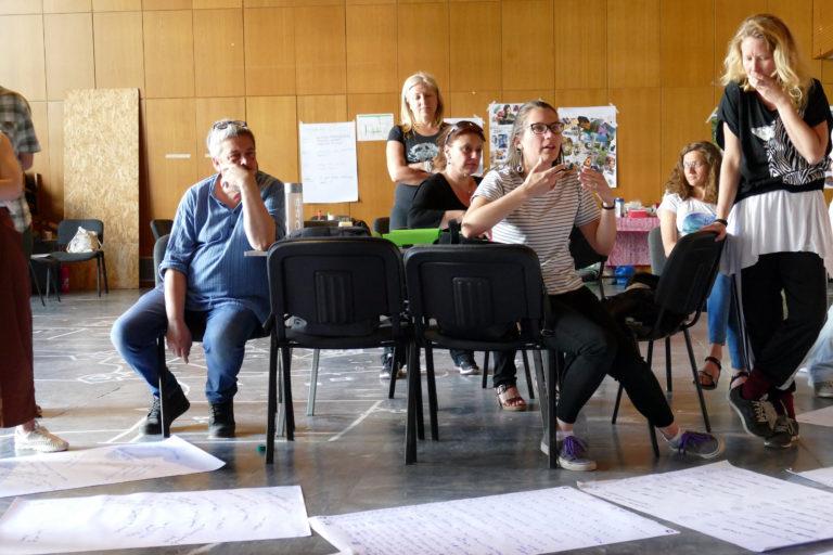 Reflexion über Kategorien von Identität (EiP Training III, Thessaloniki, Mai 2019)