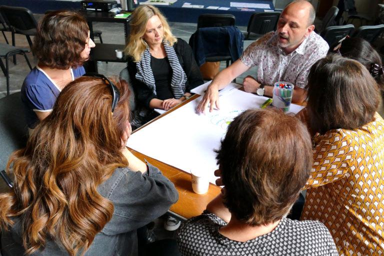 Ideen entwickeln für Aktivitäten, die interkulturelle Lernmöglichkeiten bieten (EiP Training III, Thessaloniki, Mai 2019)